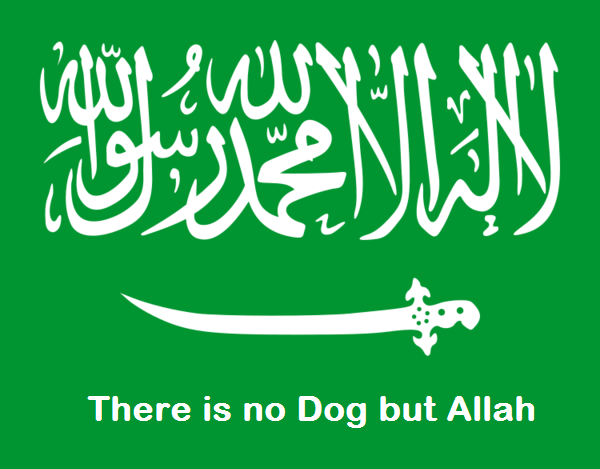 There is no Dog but Allah